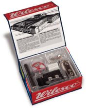 Wilesco D100E Experimental Steam Engine Kit.Free UK delivery !